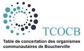 Logo - Table de concertation des organismes communautaires de Boucherville (TCOCB)