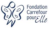 Logo Fondation Carrefour Pour Elle