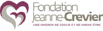 Logo La Fondation Jeanne-Crevier